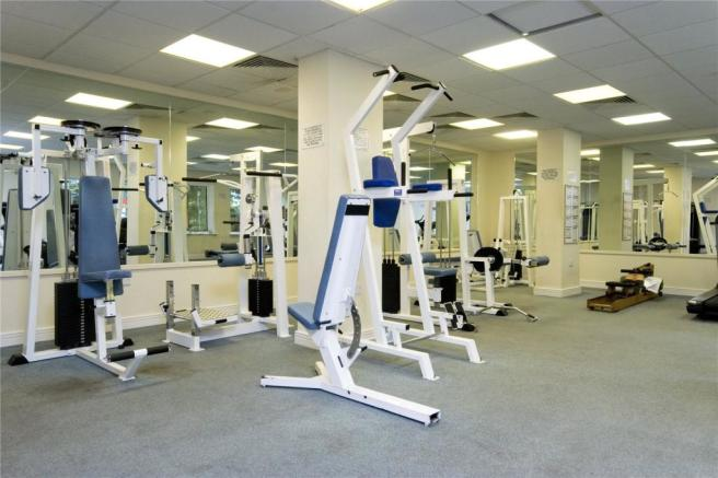 On-Site Gym