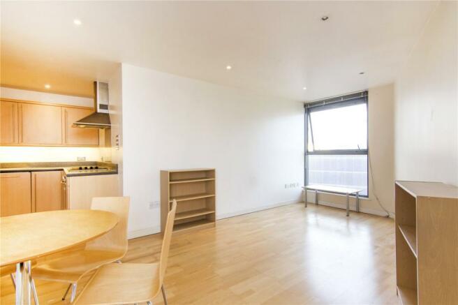 Living Area/ Kitchen