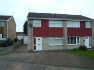 11 Spilsby Close semi detached property to rent