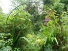 Archway to garden