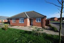 Bungalow for sale in York Way, Skegness