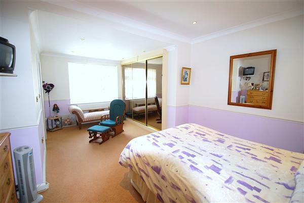 Bedroom One (rear)