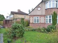 4 bed semi detached property to rent in Grosvenor Crescent...