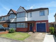 semi detached property in Lulworth Gardens, HARROW...