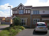 Terraced property in Compton Close...