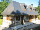3 bed home for sale in Le Bec-Hellouin, Eure...