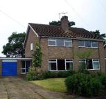 3 bed semi detached property to rent in Fosseway Avenue...