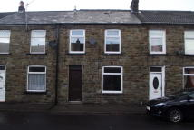 Terraced property in Clydach Road...