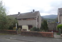 semi detached property to rent in Ger Y Nant, Glenneath...