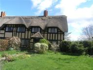 3 bed semi detached property for sale in Manor Road, Wickhamford...