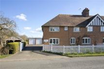 3 bed semi detached house for sale in Manor Road, Wickhamford...