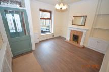 Terraced property in Cavendish Street...