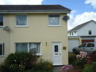 semi detached property in Old Roselyon Crescent...