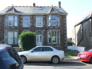 semi detached house in Clinton Road, Redruth