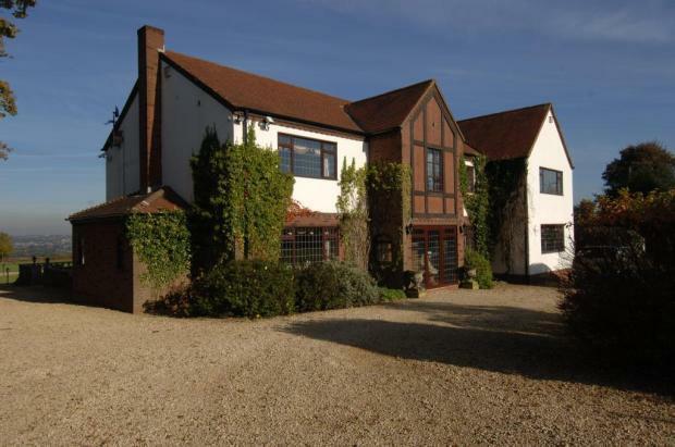 5 Bedroom Equestrian Facility For Sale In St Kenelms Road Romsley Halesowen West Midlands