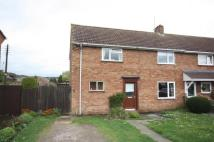 semi detached home in Orchard Road, Pershore...