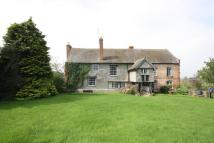 Detached home for sale in Edvin Loach, Bromyard...
