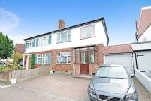3 bedroom semi detached property in Lexton Gardens...