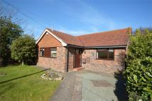 Detached Bungalow in Ash Road, Hartley