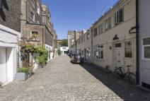 Westbourne Terrace Mews house for sale