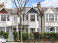 4 bed Terraced house in Brackley Road, Chiswick