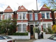 Terraced property in Shirley Road, London, W4