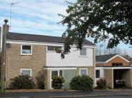 Detached house in Bradshaw Close...