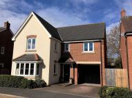 Detached home in Alexander Close...