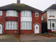 4 bed semi detached property in Glendower Road '13 Perry...