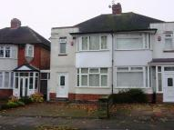 4 bedroom semi detached home to rent in Glendower Road '13 Perry...