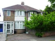 semi detached home in Glendower Road Perry Barr