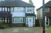 Teddington semi detached house to rent