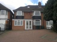 semi detached house to rent in Walsall Road Great Barr