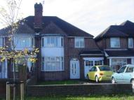 semi detached home to rent in Cliveden Avenue '13...