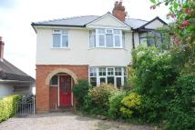 semi detached property to rent in Leigh Sinton Road...