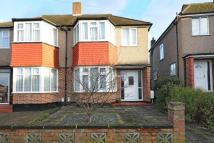 semi detached house for sale in Greenview Avenue...