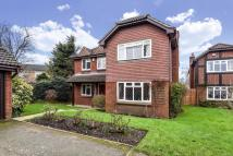 Detached house for sale in Howards Crest Close...