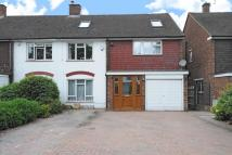 semi detached home for sale in Kings Hall Road...