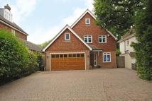Detached house in Stanley Avenue, Beckenham