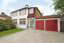 semi detached house in Wimborne Way, Beckenham...