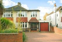 semi detached property in Overhill Way, Beckenham