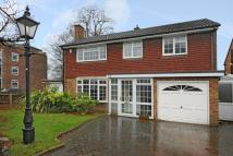 Detached property for sale in Wickham Road, Beckenham