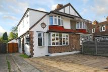 4 bed semi detached home for sale in Links Way, Beckenham
