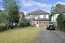 Detached home for sale in Brackley Road, Beckenham