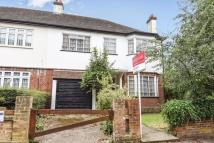semi detached home in Cedars Road, Beckenham
