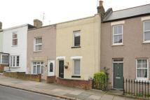 Terraced house in Red Lion Lane...
