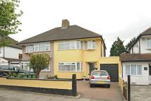 semi detached home for sale in Woolacombe Road...