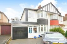 Mayday Gardens semi detached house for sale