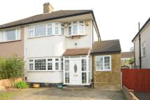 semi detached house in Broad Walk, Blackheath
