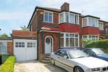 4 bedroom semi detached house for sale in Bushmoor Crescent...